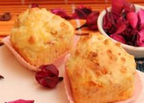 Muffins gouda - cumin