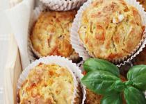 Muffins au fromage fondu