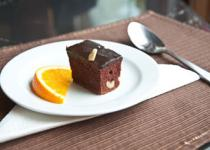 Cake chocolat orange