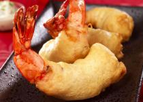 Beignets de gambas sauce tartare