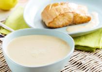 Sauce façon beurre blanc allégé