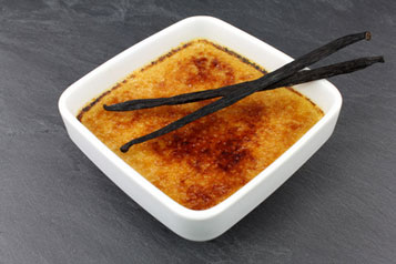 Creme Brulee Vanille Cannelle Recettes Gloria